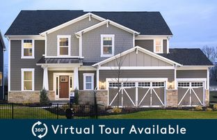 Maple Valley - Ashburn: Zionsville, Indiana - Pulte Homes