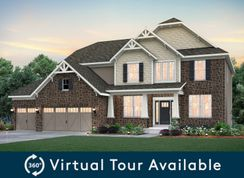 Woodside - Ashburn: Zionsville, Indiana - Pulte Homes