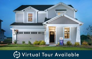 Fifth Avenue - Belle Arbor: Brownsburg, Indiana - Pulte Homes