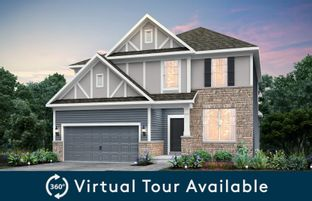 Continental - Belle Arbor: Brownsburg, Indiana - Pulte Homes