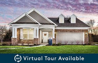 Abbeyville - Greystone: Brownsburg, Indiana - Pulte Homes