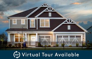 Greenfield - Greystone: Brownsburg, Indiana - Pulte Homes