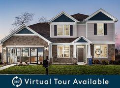 Hilltop - Greystone: Brownsburg, Indiana - Pulte Homes
