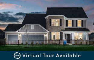 Riverton - Greystone: Brownsburg, Indiana - Pulte Homes