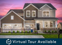 Westchester - Hunters Run: Fishers, Indiana - Pulte Homes