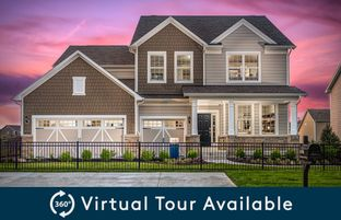 Westchester with Basement - Hunters Run: Fishers, Indiana - Pulte Homes
