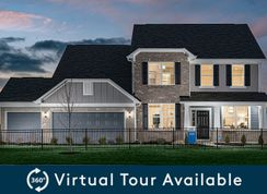 Riverton with Basement - Hunters Run: Fishers, Indiana - Pulte Homes