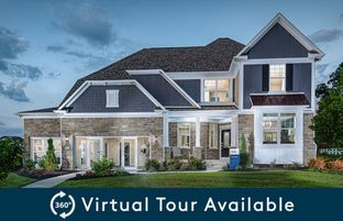 Castleton with Basement - Hunters Run: Fishers, Indiana - Pulte Homes