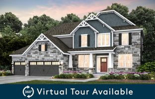 Woodside with Basement - Hunters Run: Fishers, Indiana - Pulte Homes