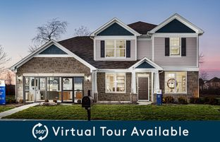 Hilltop - Lancaster - Crossings Series: Westfield, Indiana - Pulte Homes