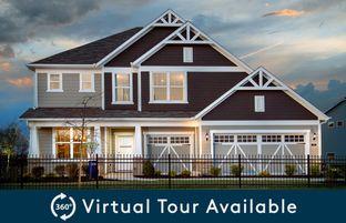 Greenfield - Lancaster - Crossings Series: Westfield, Indiana - Pulte Homes