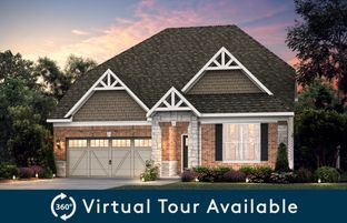 Ascend with Basement - Wood Wind: Westfield, Indiana - Pulte Homes