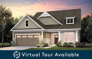 Martin Ray with Basement - Wood Wind: Westfield, Indiana - Pulte Homes
