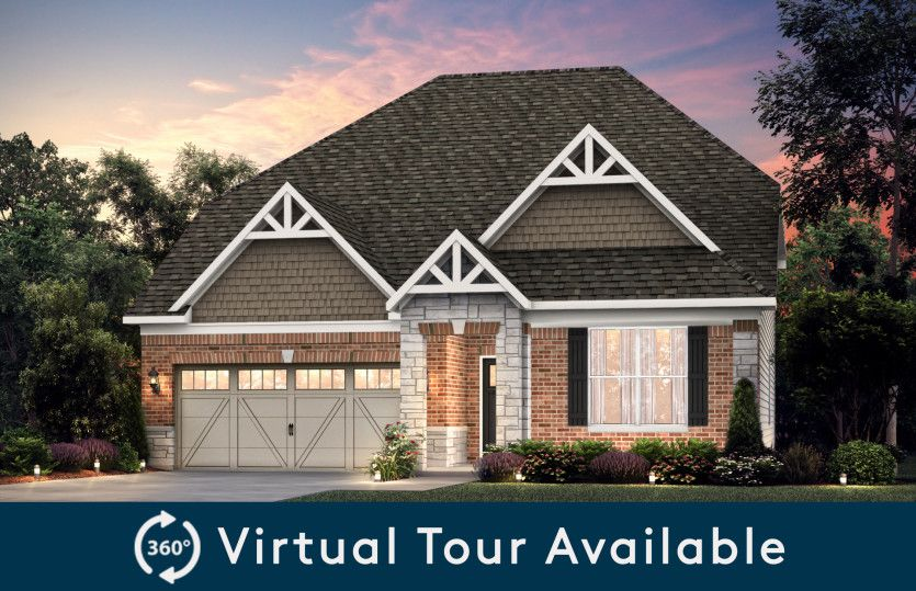 Exterior featured in the Ascend By Pulte Homes in Louisville, KY