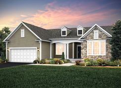 Reflection - Autumn Rose Woods: Dublin, Ohio - Pulte Homes