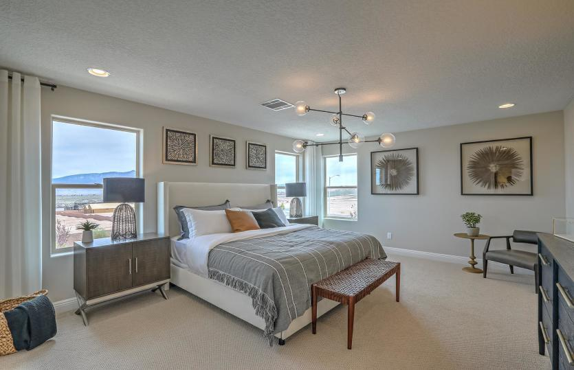 Bedroom featured in the Fifth Avenue By Pulte Homes in Albuquerque, NM