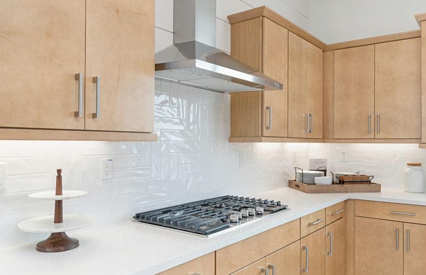 Kitchen featured in the Residence One By Pulte Homes in Orange County, CA