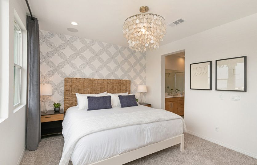 Bedroom featured in the Residence One By Pulte Homes in Orange County, CA