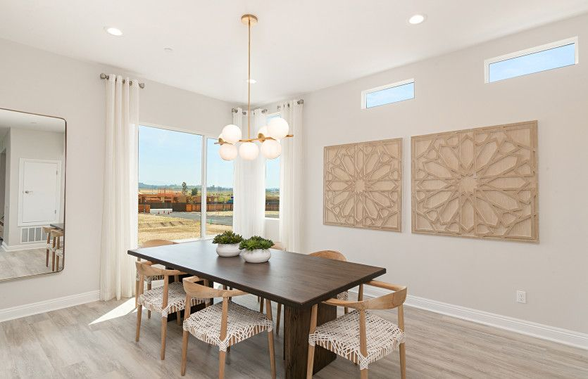 Kitchen featured in the Residence Two By Pulte Homes in Orange County, CA