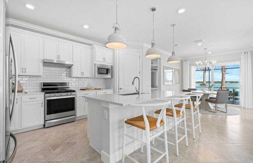 Kitchen featured in the Mystique By Pulte Homes in Punta Gorda, FL
