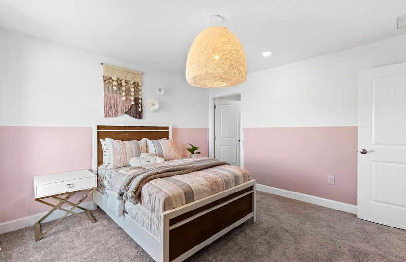 Bedroom featured in the Mystique By Pulte Homes in Punta Gorda, FL