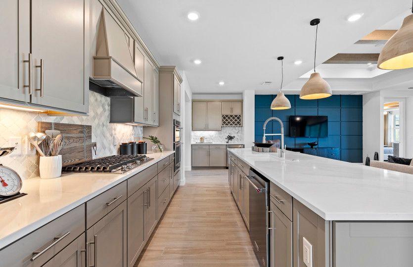 Kitchen featured in the Stardom By Pulte Homes in Punta Gorda, FL