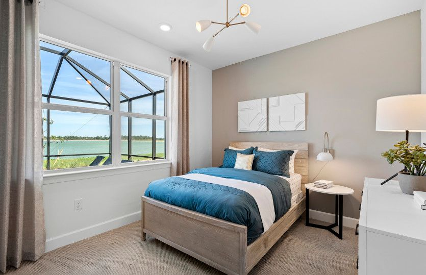 Bedroom featured in the Stardom By Pulte Homes in Punta Gorda, FL