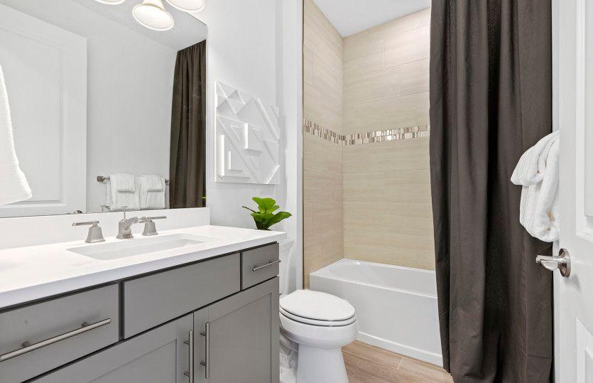Bathroom featured in the Stardom By Pulte Homes in Punta Gorda, FL