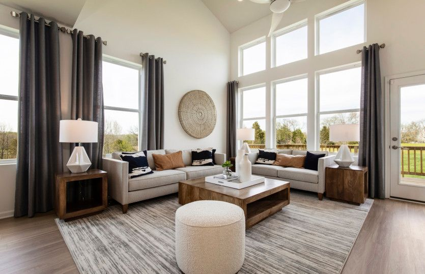 Living Area featured in the Linwood By Pulte Homes in Indianapolis, IN