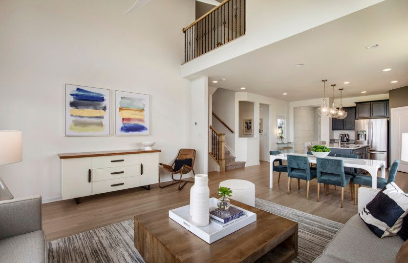 Living Area featured in the Linwood By Pulte Homes in Louisville, KY