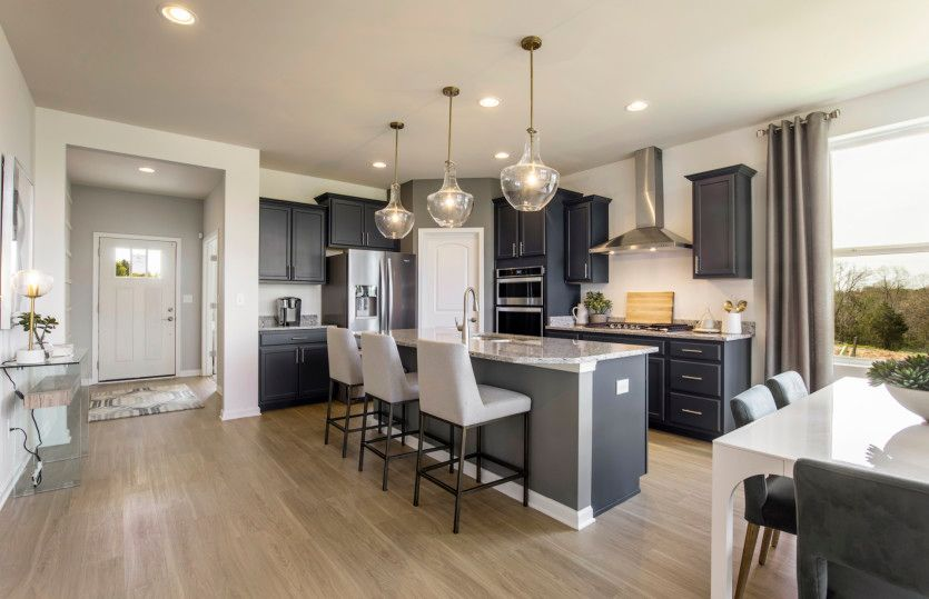 Kitchen featured in the Linwood By Pulte Homes in Louisville, KY