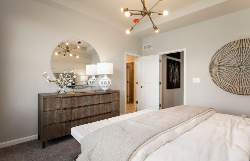 Bedroom featured in the Linwood By Pulte Homes in Louisville, KY