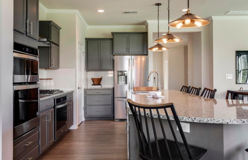 Kitchen featured in the Ascend By Pulte Homes in Louisville, KY