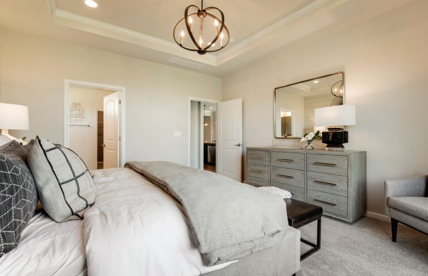 Bedroom featured in the Ascend By Pulte Homes in Louisville, KY