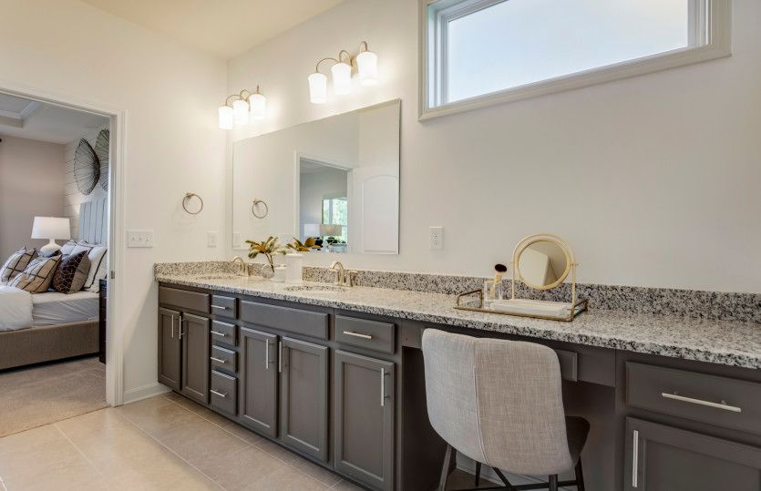 Bathroom featured in the Ascend By Pulte Homes in Louisville, KY