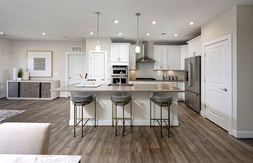 Kitchen featured in the Finn By Pulte Homes in Washington, VA