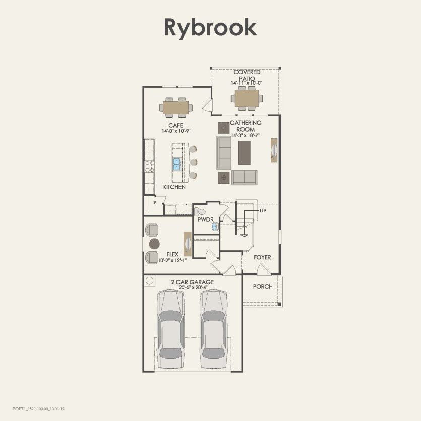 Rybrook 15