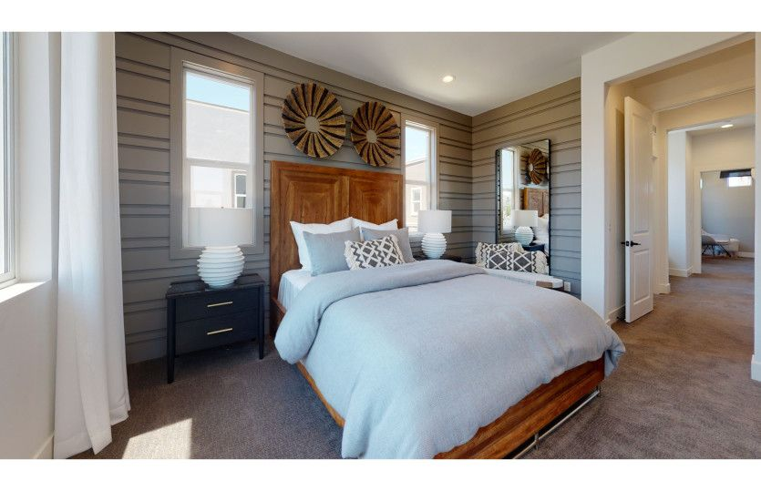 Bedroom featured in the Residence 1 By Pulte Homes in Los Angeles, CA