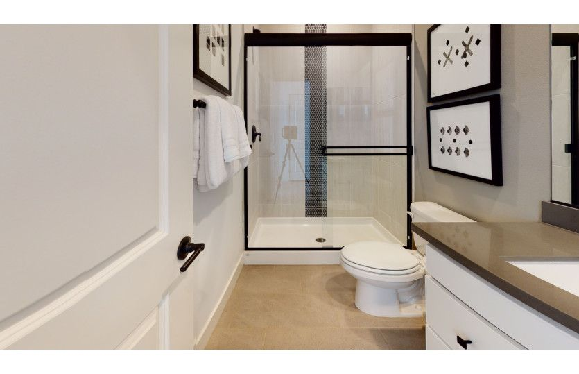 Bathroom featured in the Residence 1 By Pulte Homes in Los Angeles, CA