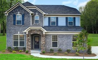 Norman Creek by Pulte Homes in Nashville Tennessee