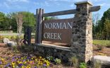 homes in Norman Creek by Pulte Homes