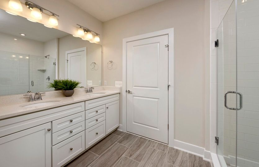 Bathroom featured in the Ava By Pulte Homes in Washington, VA