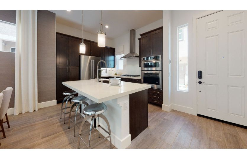 Kitchen featured in the Residence 3 By Pulte Homes in Los Angeles, CA