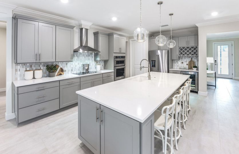 Kitchen featured in the Reverence By Pulte Homes in Punta Gorda, FL