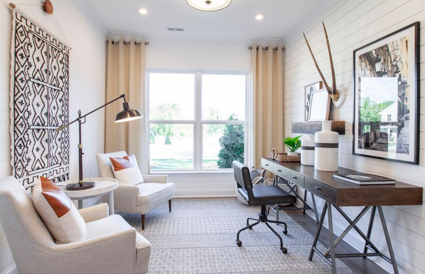 Living Area featured in the Brookfield By Pulte Homes in Charlotte, NC
