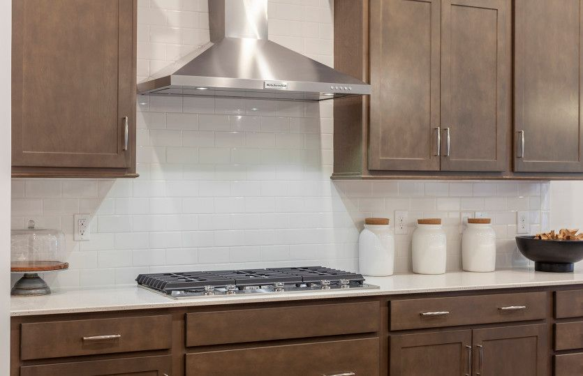 Kitchen featured in the Brookfield By Pulte Homes in Charlotte, NC