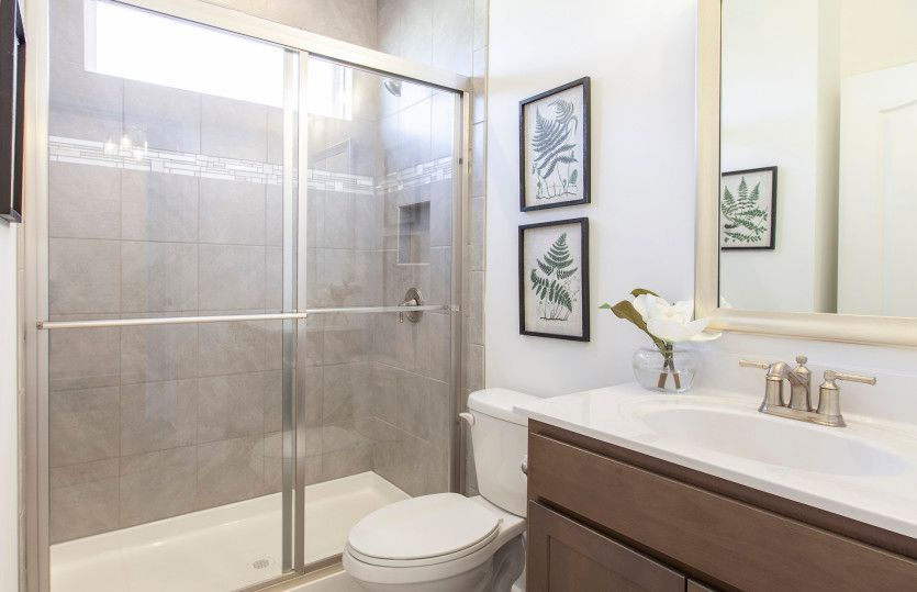 Bathroom featured in the Brookfield By Pulte Homes in Charlotte, NC