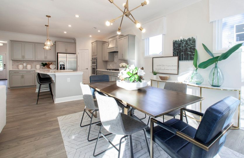 Kitchen featured in the Foxfield By Pulte Homes in Charleston, SC