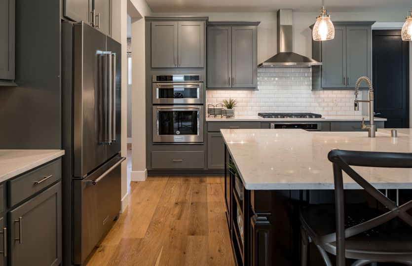 Kitchen featured in the Lynwood By Pulte Homes in Seattle-Bellevue, WA