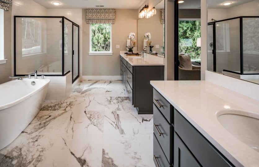 Bathroom featured in the Lynwood By Pulte Homes in Seattle-Bellevue, WA